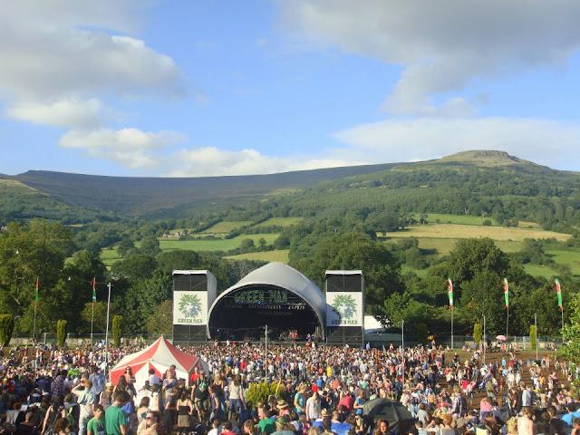 green man 2012 festival