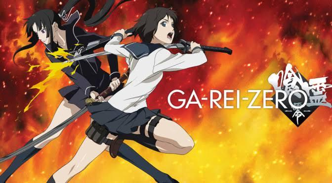 Ga-Rei: Zero (1-12) Sub Indo Batch Download