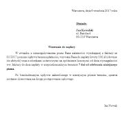 wezwanie do zapłaty wzór pdf doc