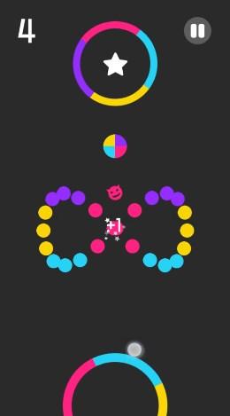 Download Game Color Switch Mod Apk v7.4.0 Unlocked Stars Terbaru