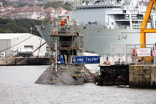 HMS Talent (S92)