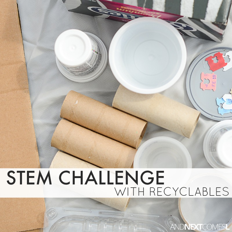Quick Stem Challenge For Kids