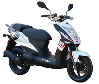 Kymco Super 8 150 cc