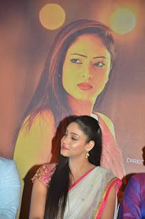 Angana Roy Pictures in Half Saree at 7 Naatkal Press Meet  0007
