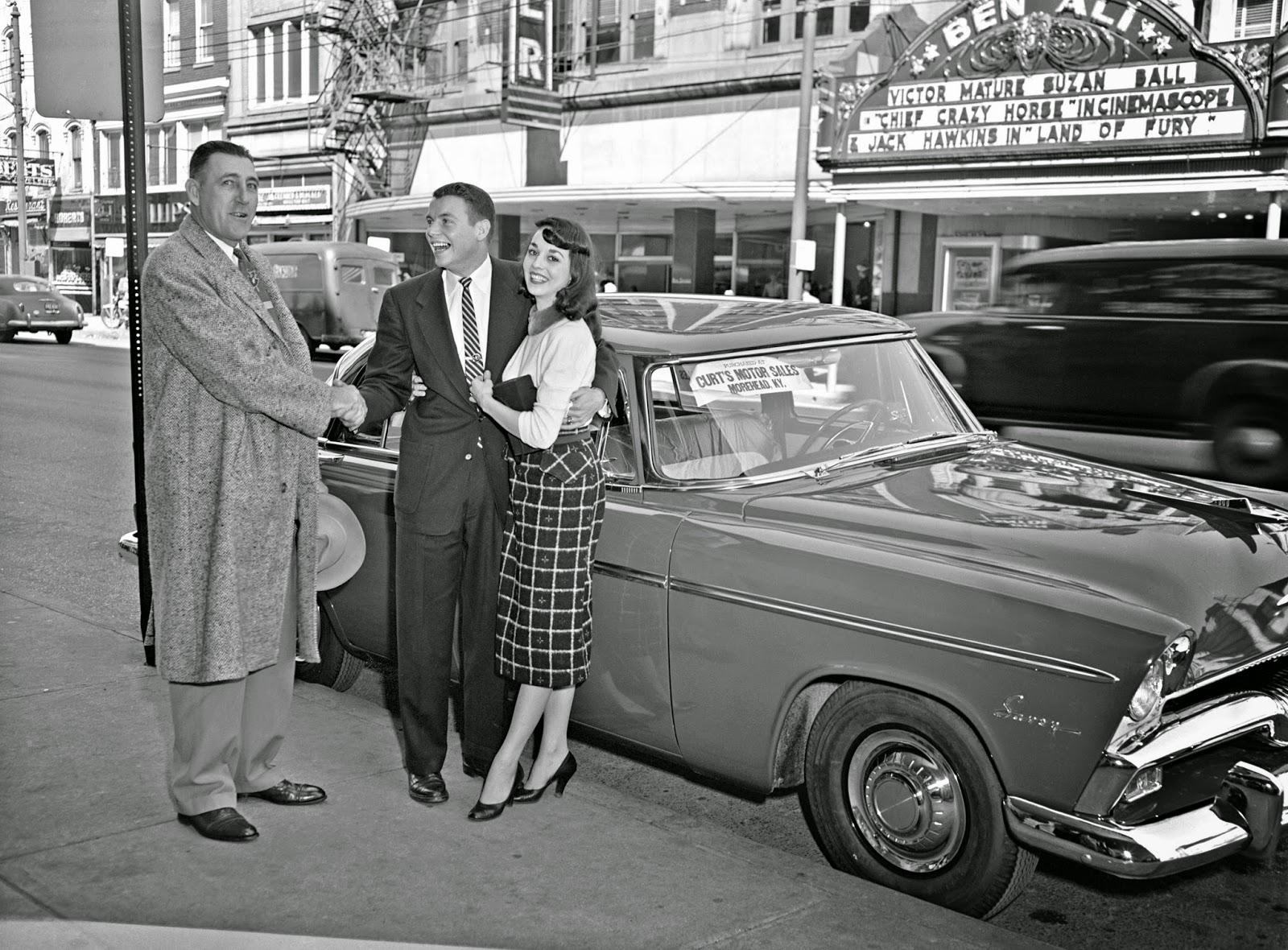 Car Dealerships In Bakersfield Ca >> History in Photos: Mack Hughes