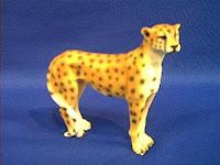 Cheetah Figurine Statue