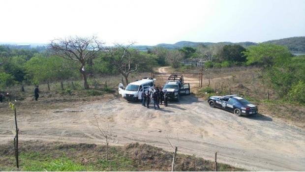 Localizan 105 fosas clandestinas en Veracruz