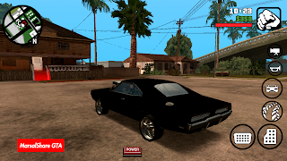 Dodge Charger 1970 GTA SA