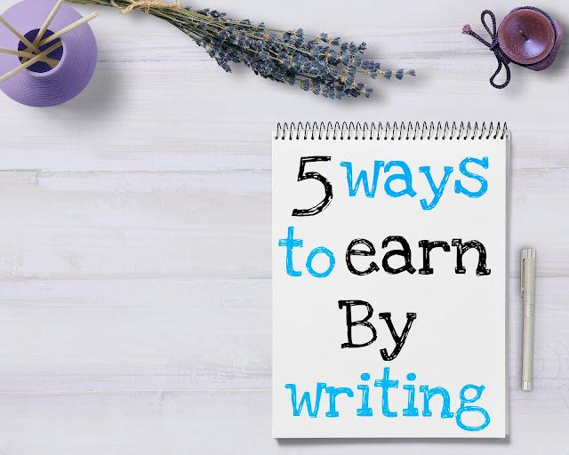 5 ways to earn money