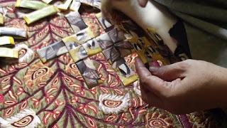 Membuat Dompet Dari Bungkus Kopi