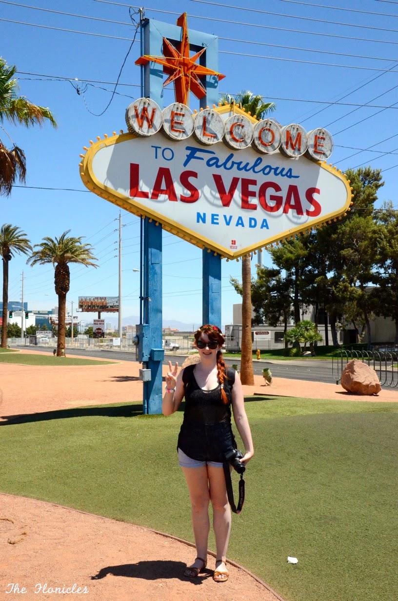 Tenue du jour : What happens in Vegas...