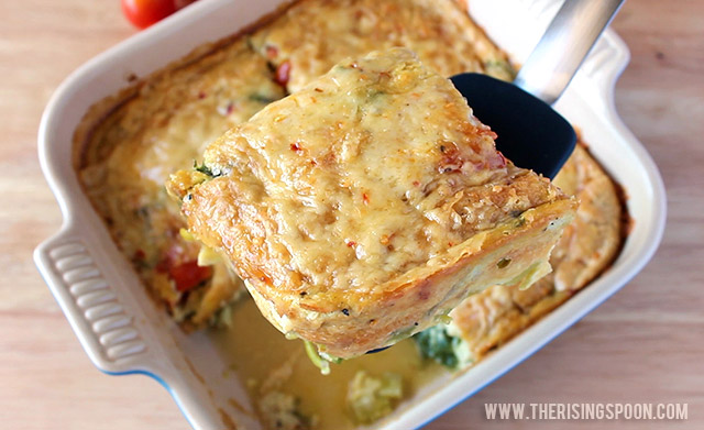 Egg Bake Breakfast Casserole Recipe