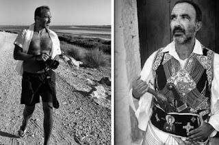Ο... τσολιάς Νίκος Αλιάγας κάνει διακοπές στην Ελλάδα [photos]