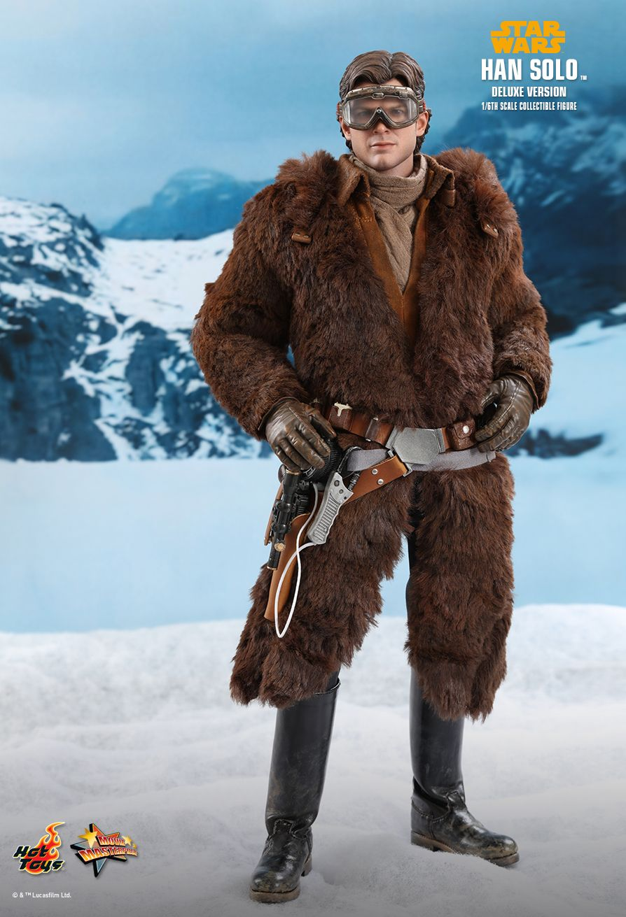 SOLO: A STAR WARS STORY - HAN SOLO (REGULAR & DX VERSIONS) 11