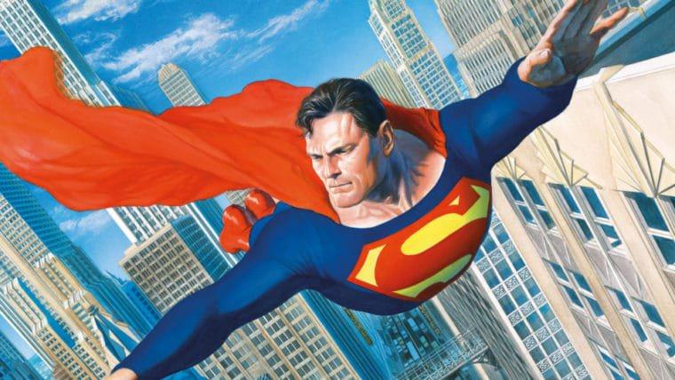 Resultado de imagen para superman vuela
