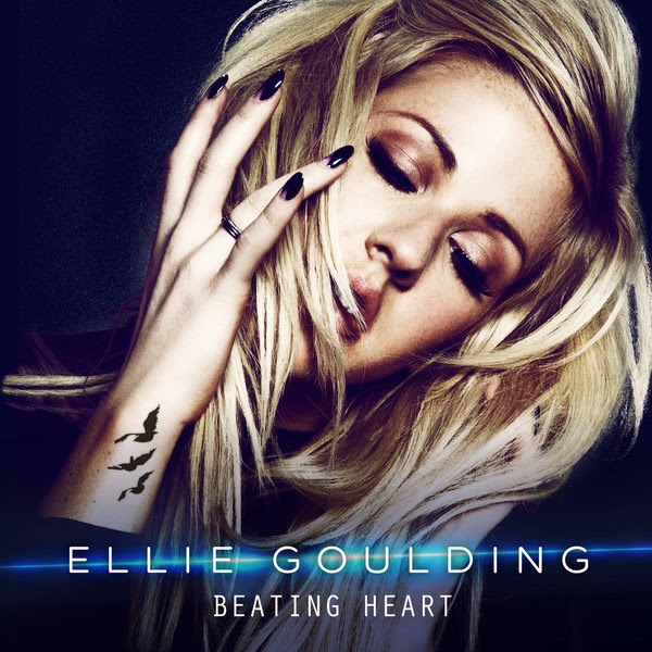 Ellie Goulding - Beating Heart - Single Cover