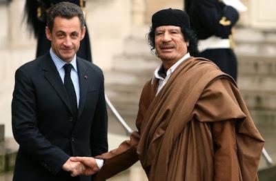 Le document prouvant le financement de Sarkozy par Khadafi authentifié.