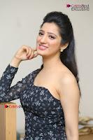 Telugu Actress Richa Panai Stills in One Shoulder Floral Long Dress at Rakshaka Bhatudu Movie Interview  0298.JPG