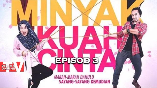 Drama Nasi Minyak Kuah Cinta - Episod 3 (HD)