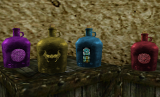 Drink bottle textures