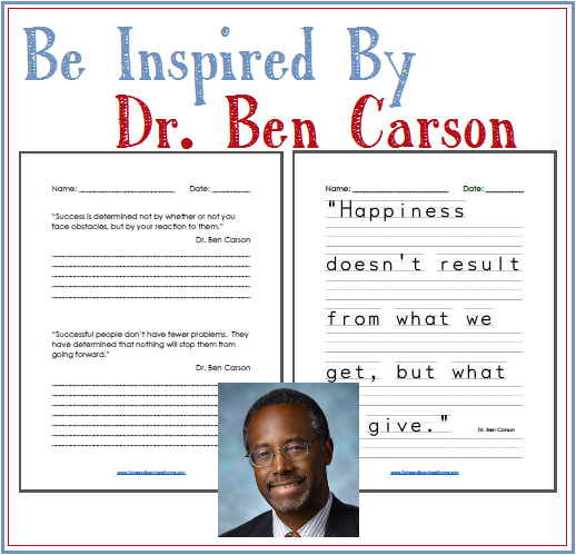 Pdf think ben carson big by