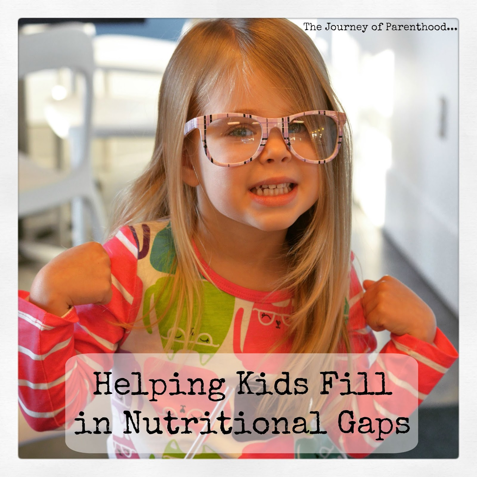 Healthy Kids: Filling in Nutritional Gaps