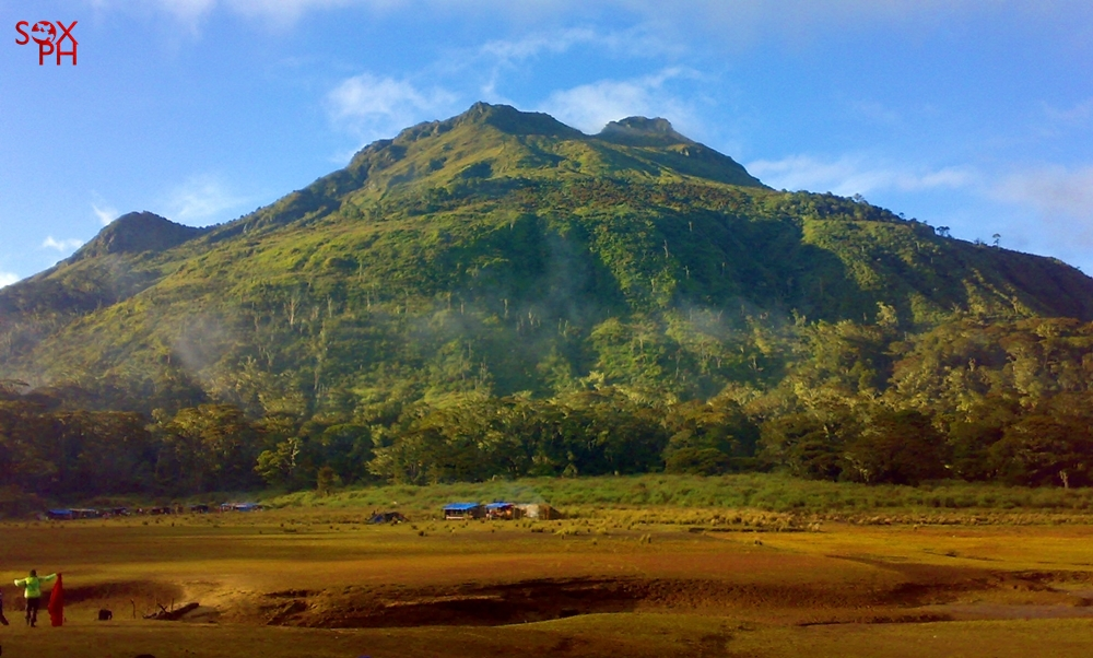 Mt. Apo, Philippines' Highest Peak