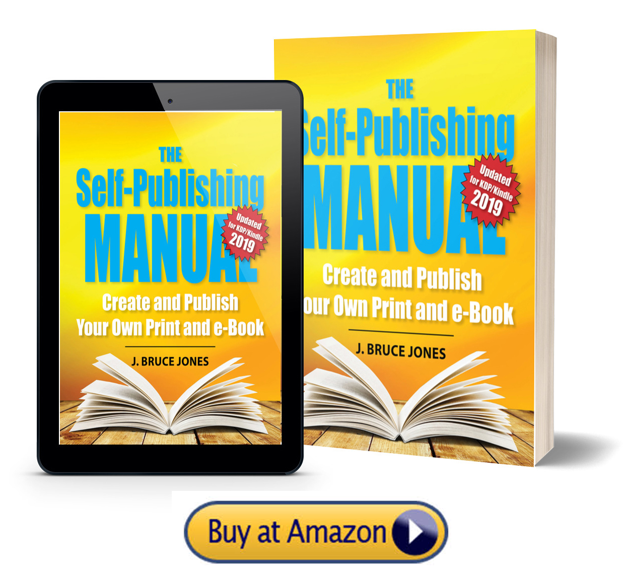 Bruce The Book Guy: How to Publish Your Book