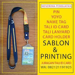 Jual Tali ID Card