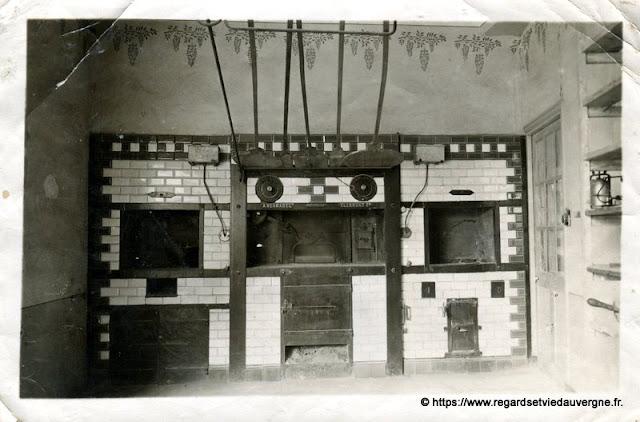 Photo d'un four de Boulangerie Vernadel.