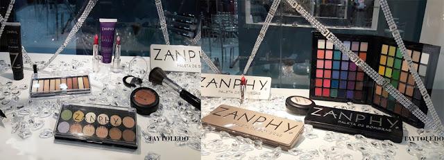 lançamentos zanphy beauty fair 2016