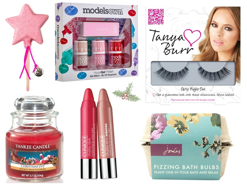 Beauty Stocking Fillers £10 and Under 2014 Blog