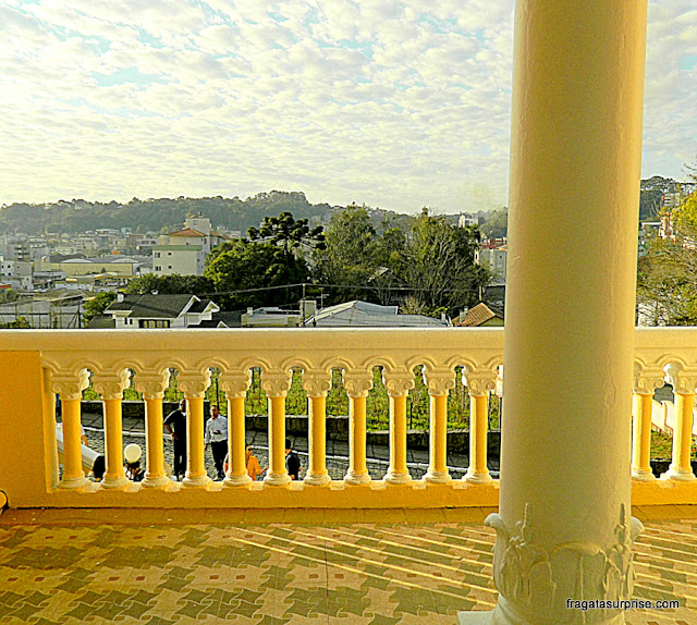 Serra Gaúcha - Garibaldi - Vinícola Peterlongo