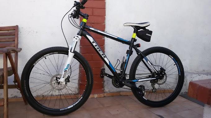 Robo bicicleta trek 3900 sector de ñuñoa