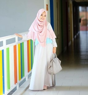 Inilah Model Busana Muslim Terbaru 2017 Sedang Trend Sekarang
