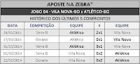 LOTECA 717 - HISTÓRICO JOGO 04