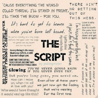 The Script Lyrics - Wonders
