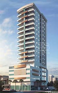 REF: 1494 - Syrah Residencial - Apartamento 3 suítes - Meia Praia - Itapema/SC