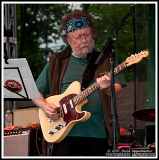 David Nelson with New Riders of the Purple Sage
