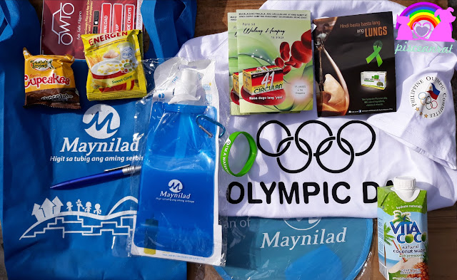 olympic day philippines 2018