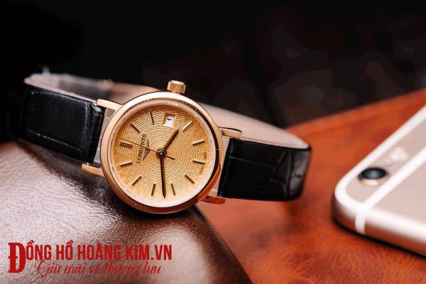 đồng hồ longines nữ chính hãng