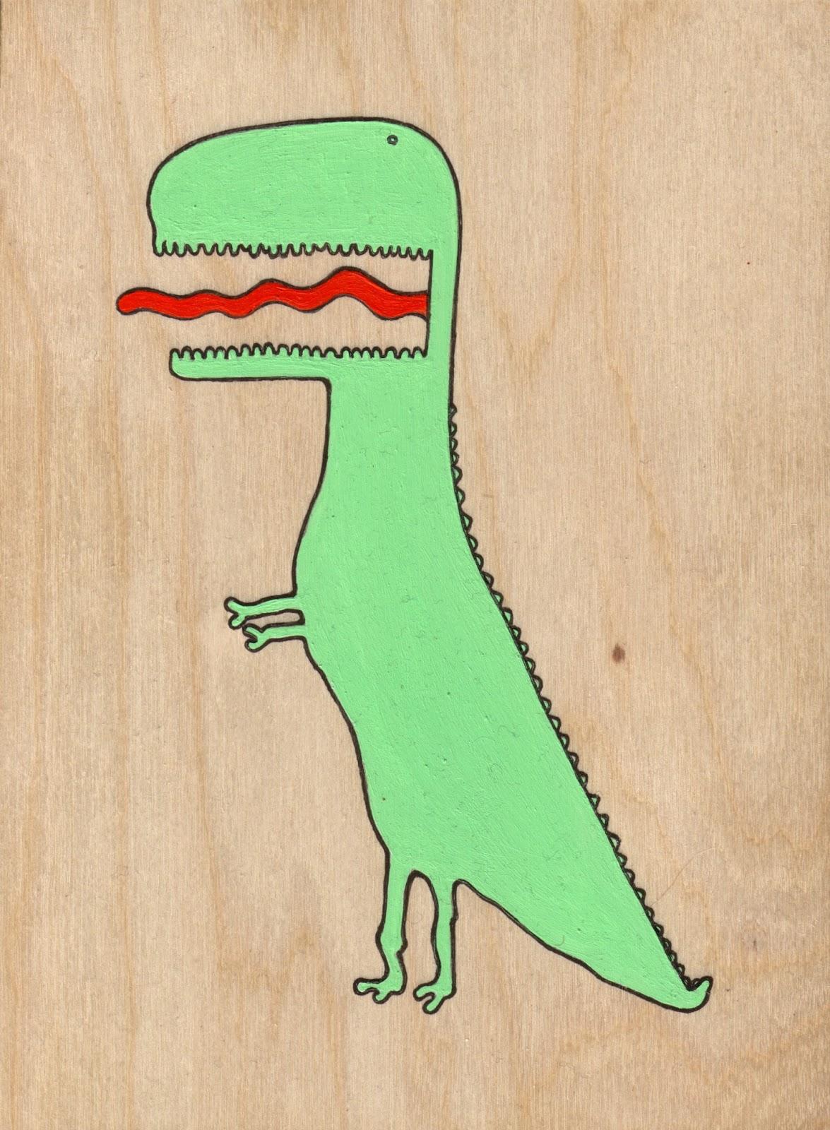 Wayne Chisnall S Artwork Dino Tattoo