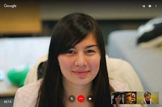 Hangout - Aplikasi Video Call Android Terbaik