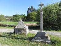 Campo do Cristo camino de Santiago Norte Sjeverni put sv. Jakov slike psihoputologija