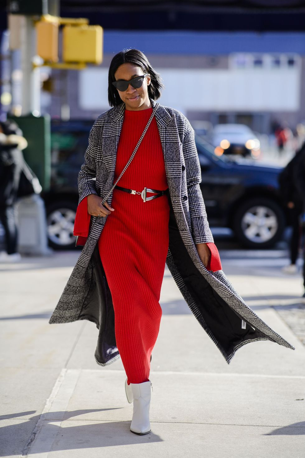 What to Wear to Work on Cold Days