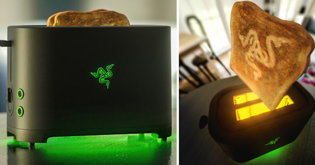 Razer Toaster with USB 3.0
