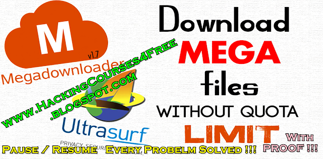 Download Mega.nz Files with Resume/Pause 100% Working with proof
