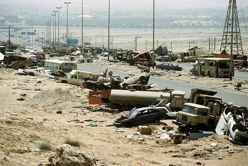 Jalan di Irak