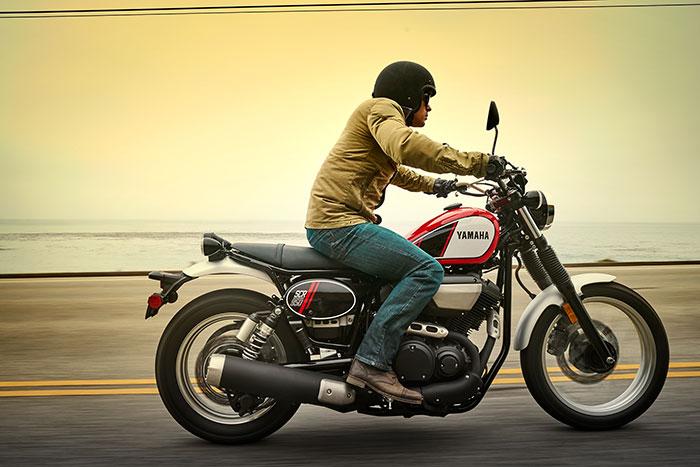Yamaha Scr950 2017 Sport Heritage Service Repair Manual