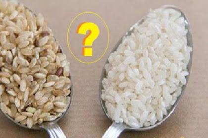 Benarkah Beras Putih Lebih Sehat dari Beras Merah?